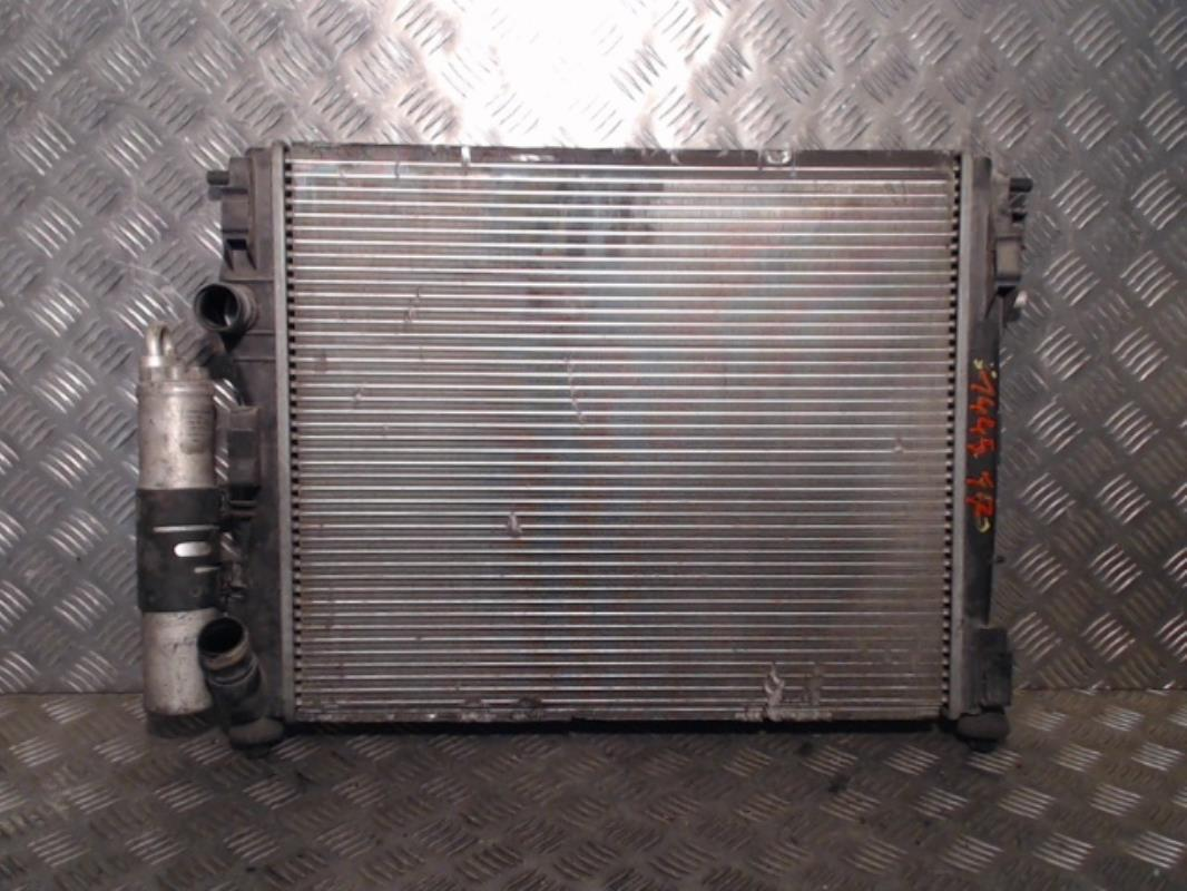 radiateur eau clim renault clio ii phase 3 essence. Black Bedroom Furniture Sets. Home Design Ideas
