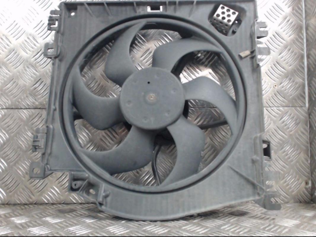ventilateur eau renault clio iii phase 1 diesel. Black Bedroom Furniture Sets. Home Design Ideas