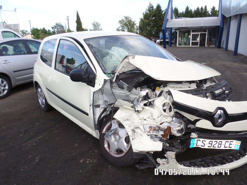 Feu Arriere Principal Gauche Feux Renault Twingo Ii Phase 2 Essence
