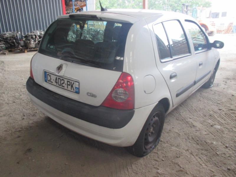 Becquet Renault Clio Ii Phase 3 Diesel