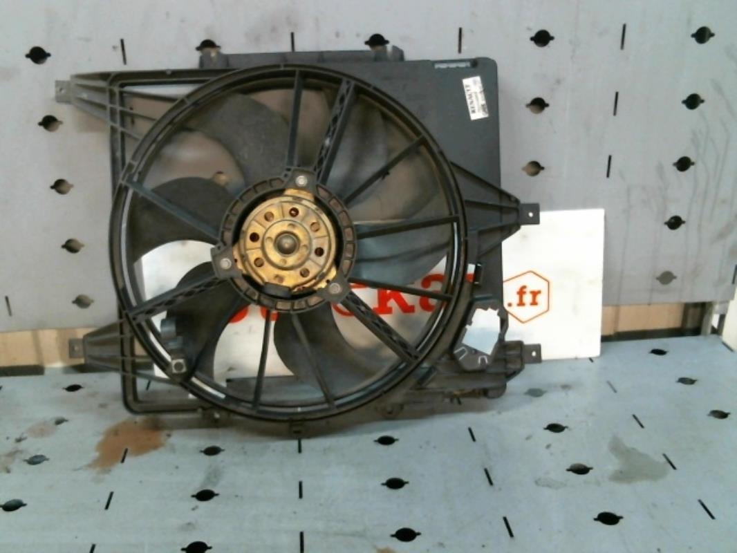 moto ventilateur radiateur renault clio ii phase 1 diesel. Black Bedroom Furniture Sets. Home Design Ideas