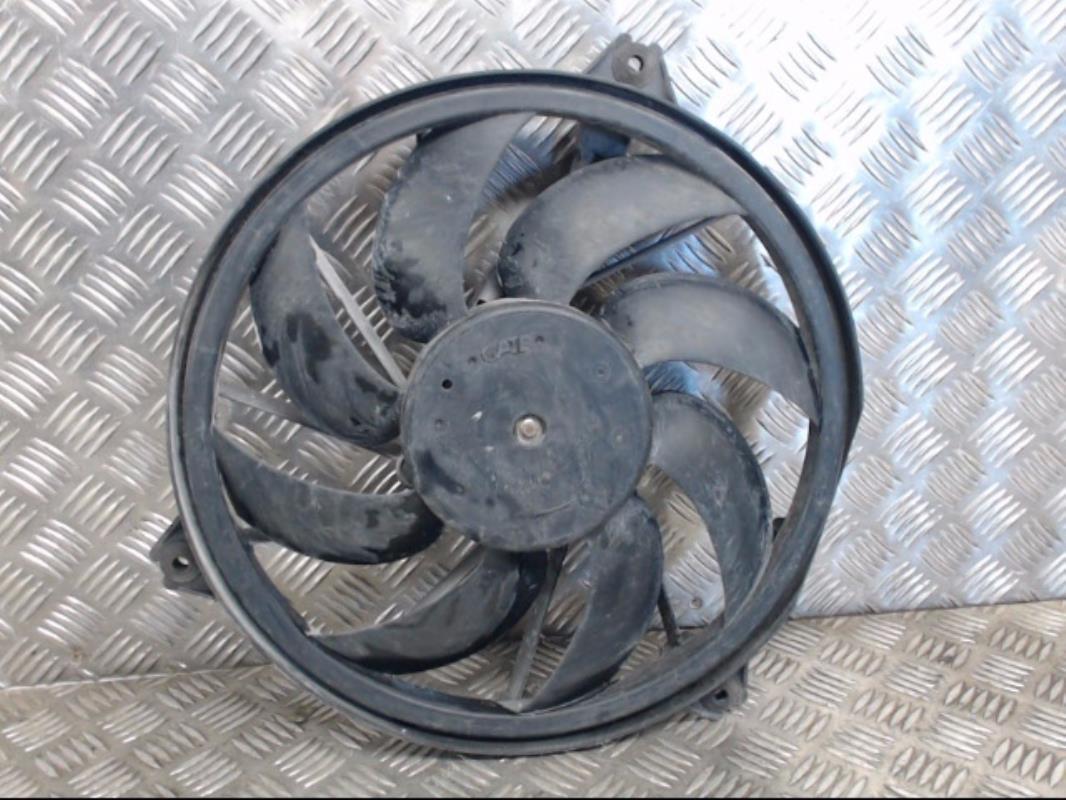 moto ventilateur radiateur d 39 occasion pour peugeot 206. Black Bedroom Furniture Sets. Home Design Ideas