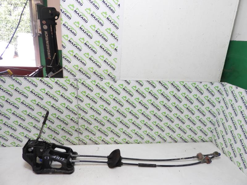 cable levier de vitesses citroen c3 phase 2 diesel. Black Bedroom Furniture Sets. Home Design Ideas