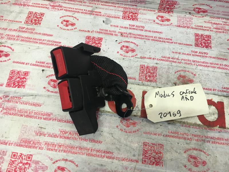 style à la mode qualité supérieure meilleur endroit Attache ceinture arriere droit RENAULT MODUS PHASE 2 Diesel