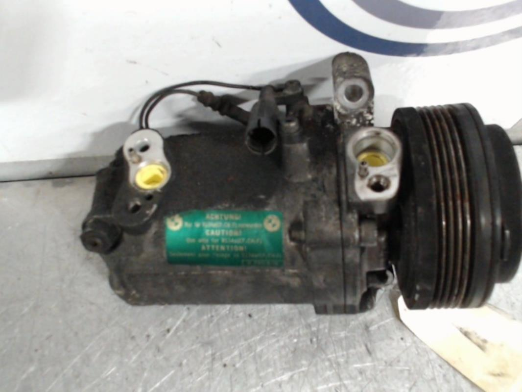 Compresseur Clim Bmw Serie 3 E46 Phase 1 Diesel