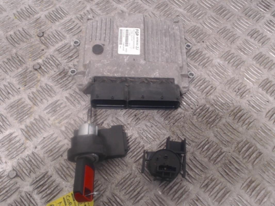 kit de demarrage opel corsa  c  phase 2 diesel