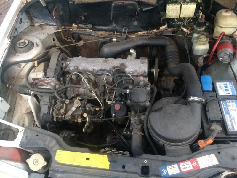 Avertisseur  Klaxon Citroen C15 Diesel