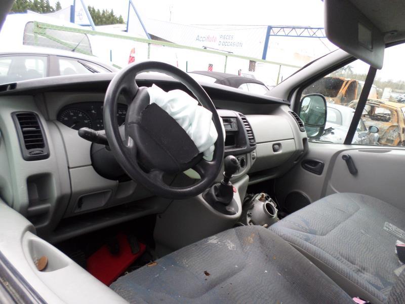Renault Trafic 2 Bouton de warning