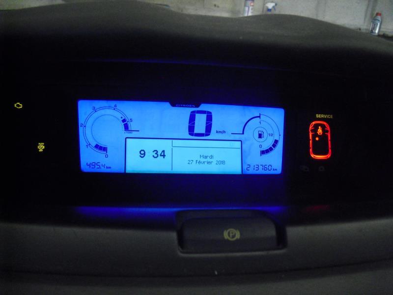 Compteur CITROEN C4 PICASSO 1 Diesel