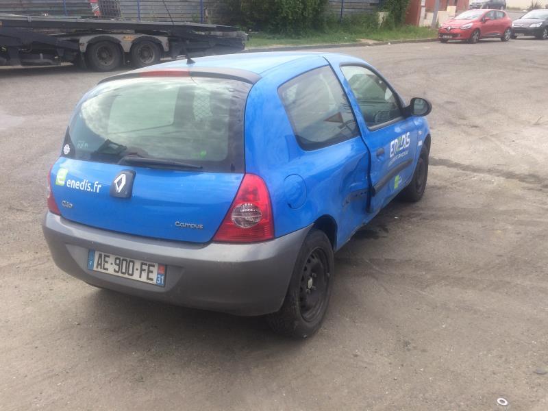 Pare Choc Avant Renault Clio Ii Phase 4 Diesel Cazenave Net