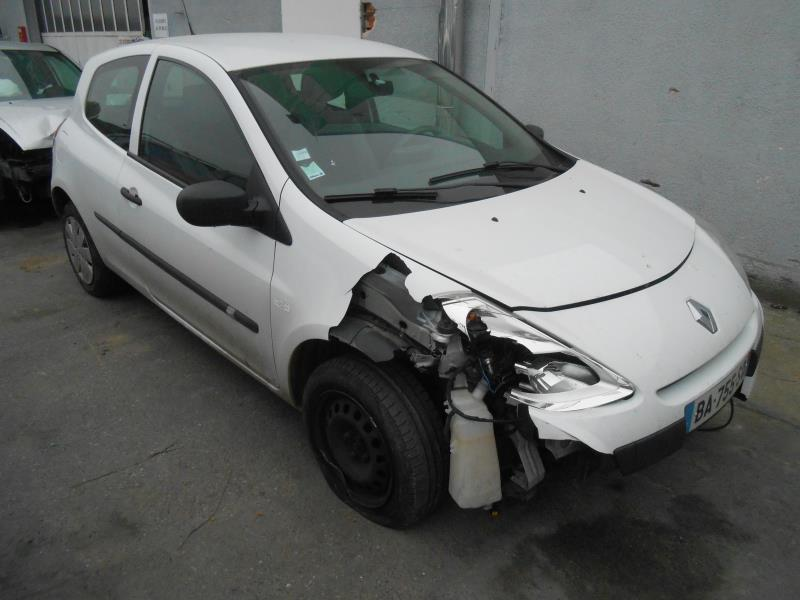 Trappe D Essence Renault Clio Iii Phase 2 Diesel