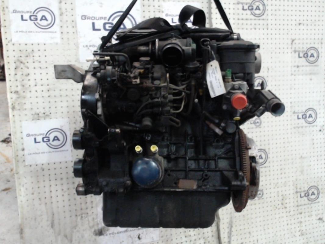 moteur peugeot partner phase 2 diesel