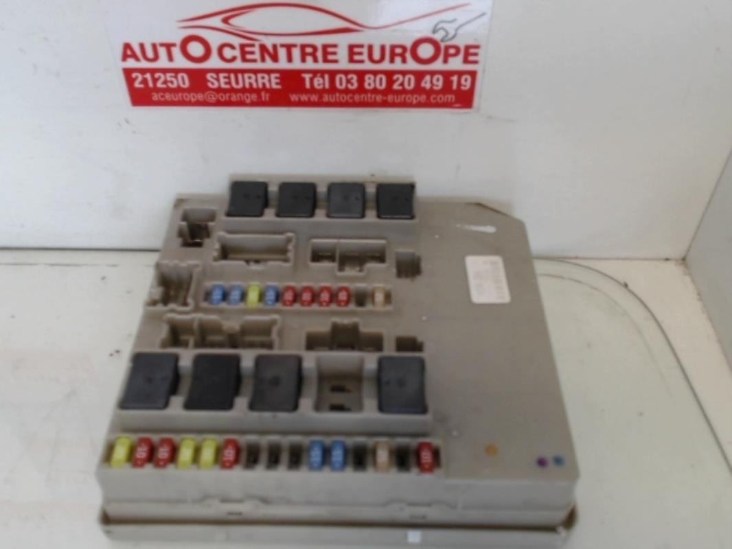 Porte Fusible Renault Clio Iii Phase 2 Diesel