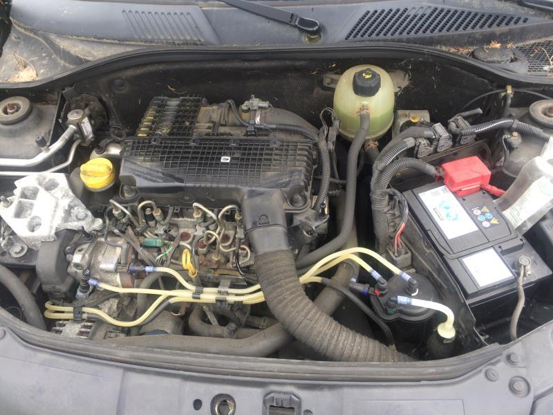 Avertisseur Klaxon Renault Clio Ii Phase 2 Diesel Cazenave Net