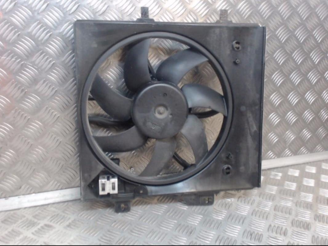 Ventilateur eau PEUGEOT 207 PHASE 2 Essence