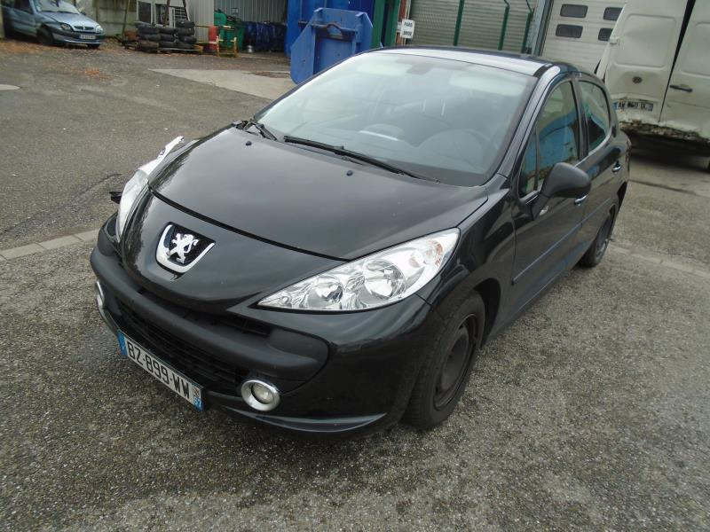 Trappe d'essence PEUGEOT 207 PHASE 2
