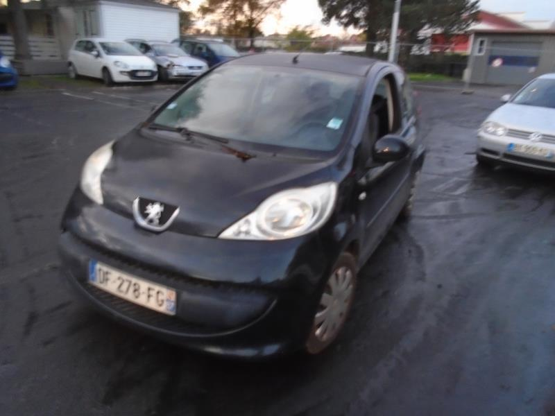 Trappe d'essence PEUGEOT 107 PHASE 1 Diesel