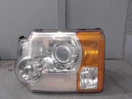 Optique avant principal gauche (feux)(phare) LAND ROVER DISCOVERY 3 Diesel