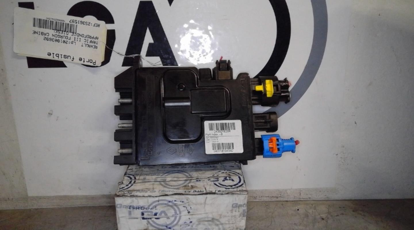 Porte Fusible Renault Trafic Iii Fourgon Cabine Approfondie Diesel