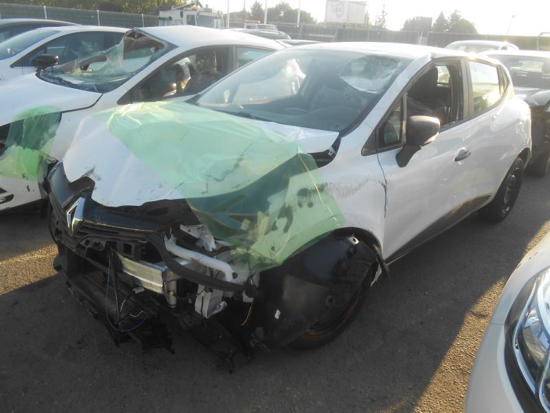 Support De Pare Chocs Arriere Renault Clio Iv Diesel