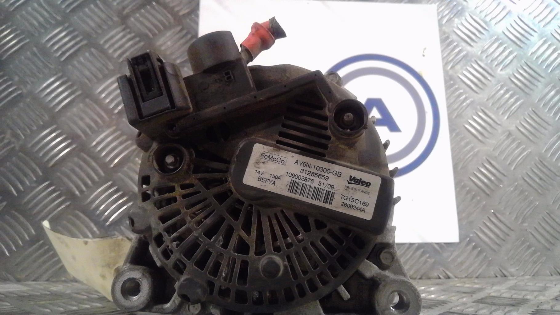 VAN 1.3 1.25 16 V ab Bj Générateur Alternateur 90 A Ford Fiesta VI 2001
