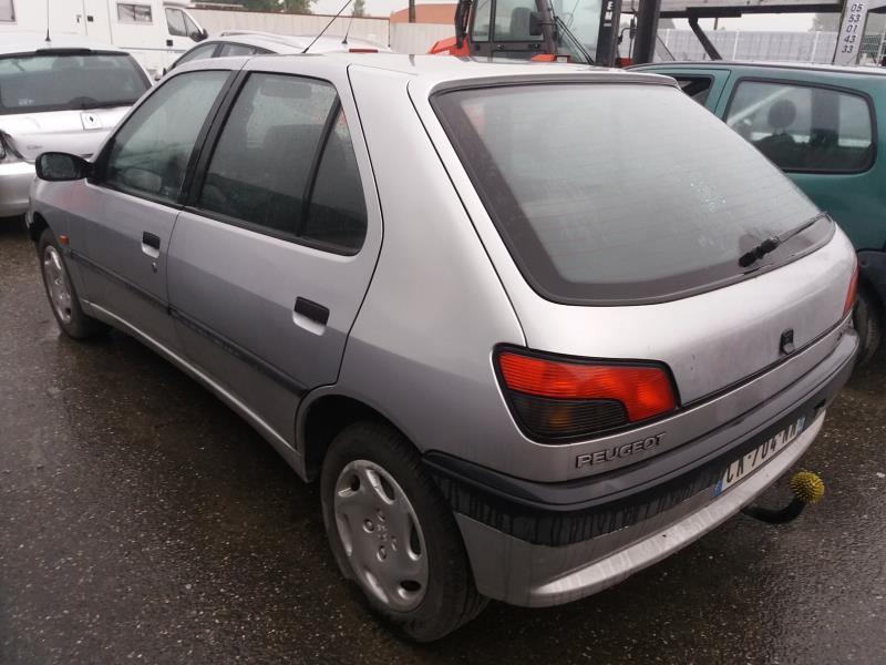 Serrure de porte Peugeot 306 3 et 5 portes tous modèles