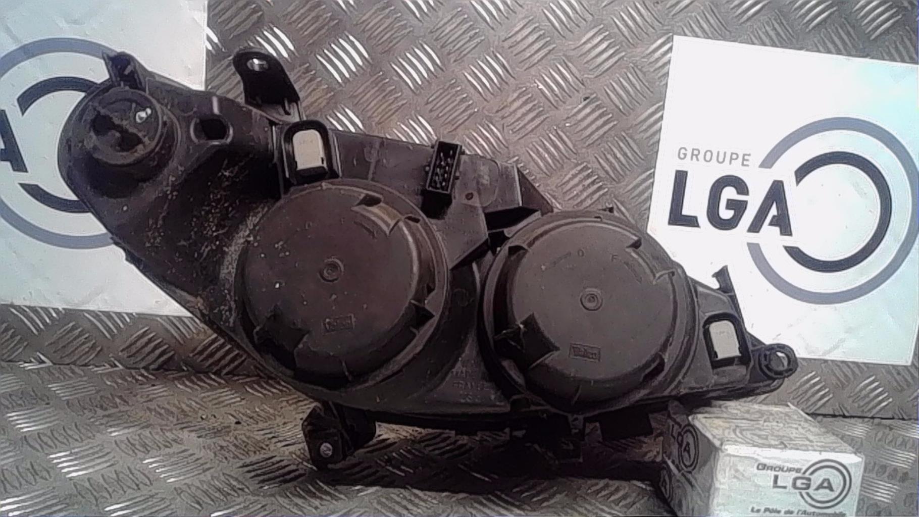 Optique avant principal gauche (feux)(phare) PEUGEOT 307 PHASE 1 Diesel