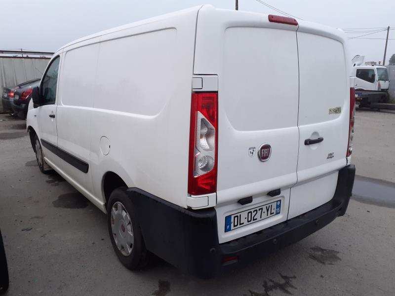 Trappe d'essence FIAT SCUDO 2 Diesel