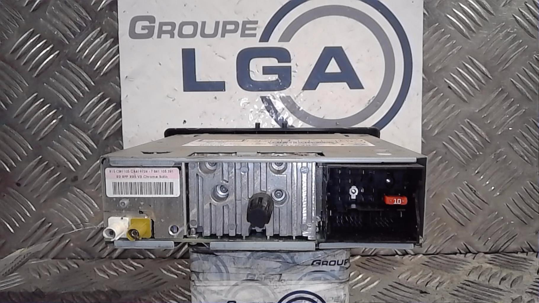 Autoradio RENAULT MEGANE III ESTATE PHASE 2 Diesel