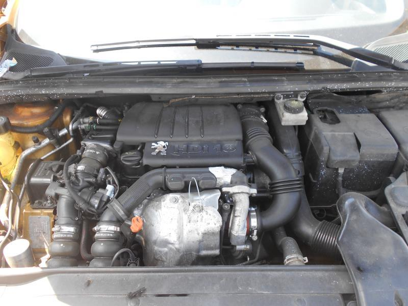 Cardan droit (transmission) PEUGEOT 307 PHASE 2 Diesel
