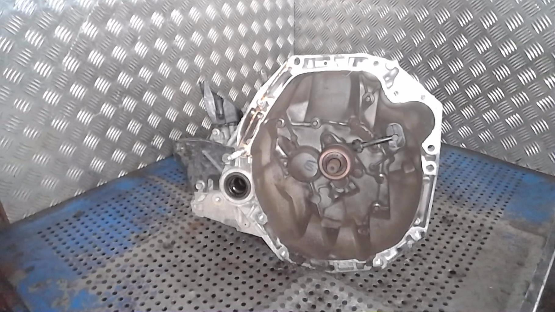 Boite de vitesses RENAULT CLIO 3 PHASE 2 Diesel