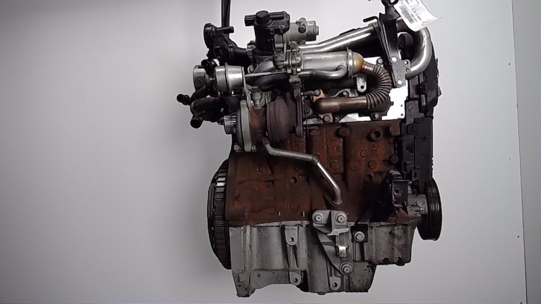 Moteur RENAULT CLIO 3 PHASE 2 Diesel