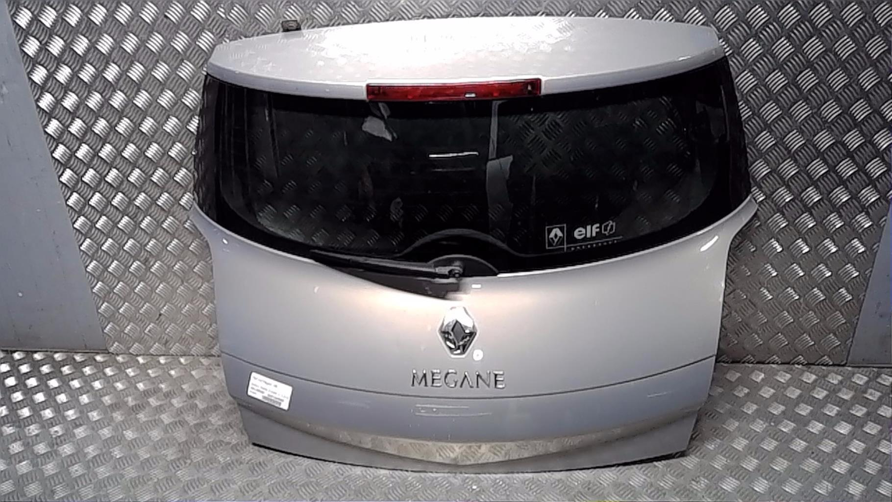 Malle/Hayon arriere RENAULT MEGANE 2 PHASE 1 Diesel