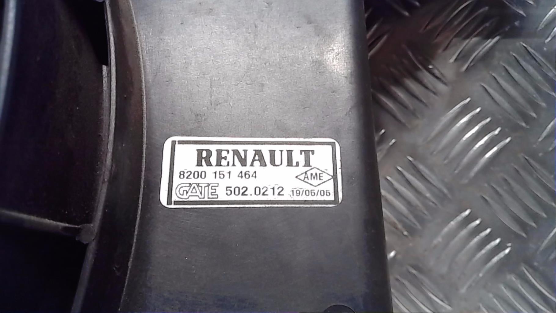 Moto ventilateur radiateur RENAULT MEGANE 2 PHASE 1 Diesel