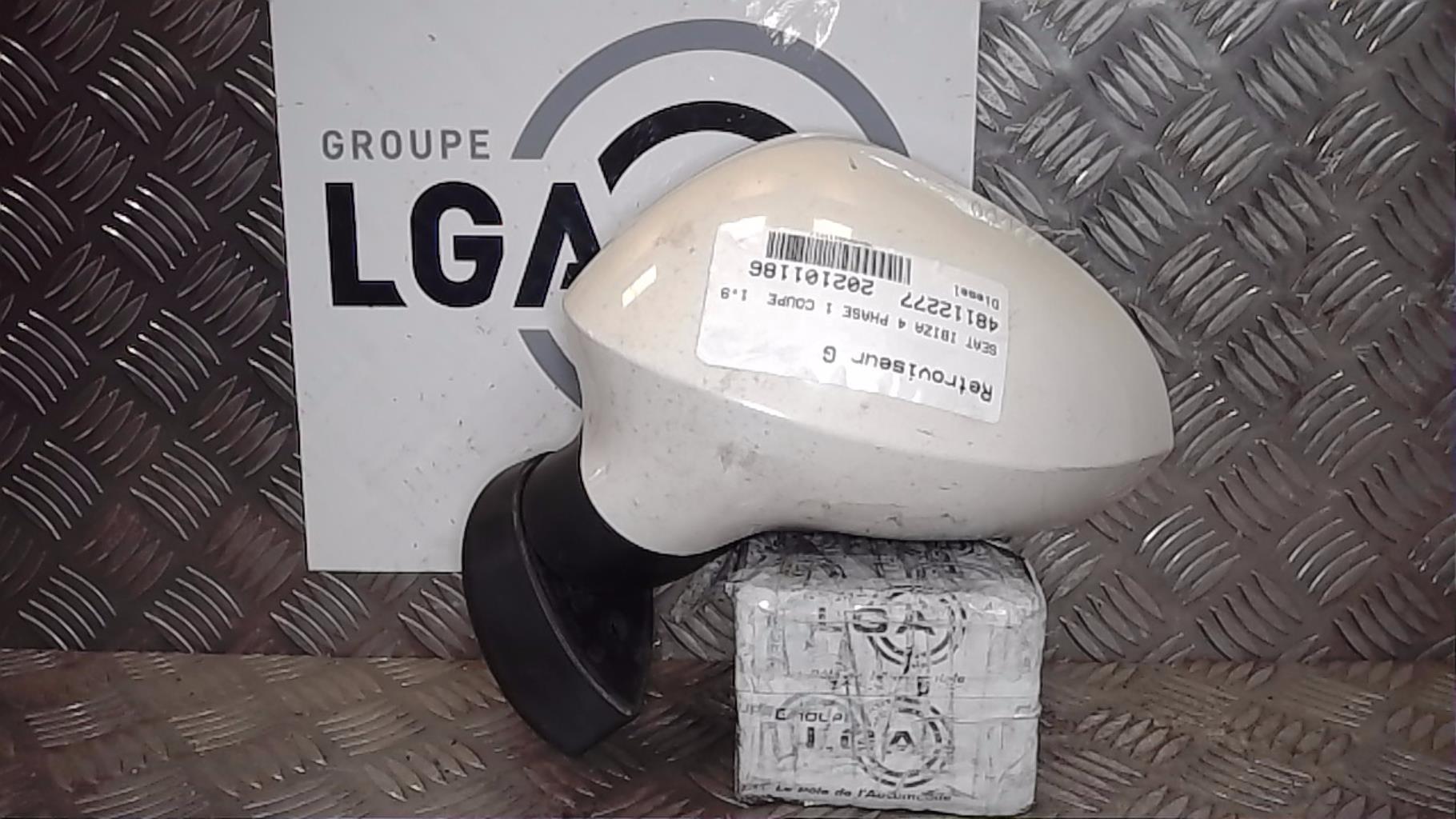 Retroviseur gauche SEAT IBIZA 4 PHASE 1 COUPE Diesel