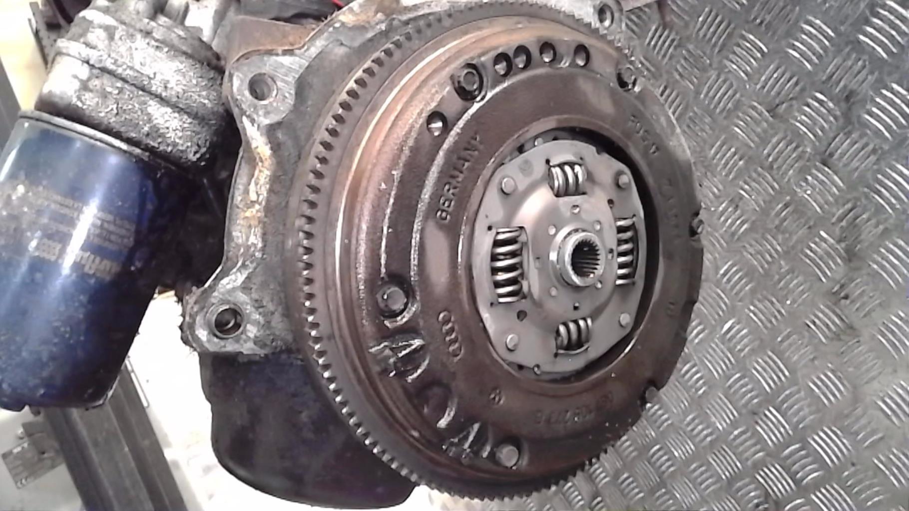Moteur SEAT INCA Diesel