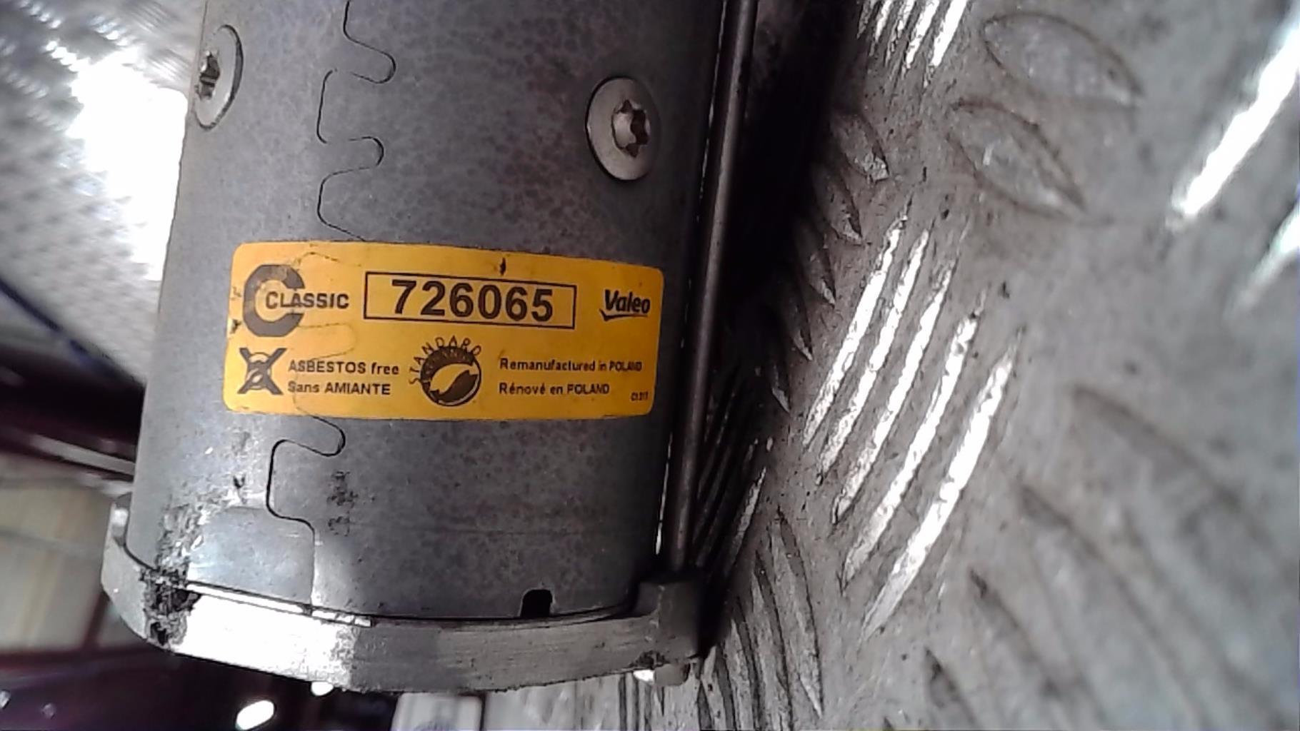 Demarreur PEUGEOT 3008 PHASE 1 Diesel