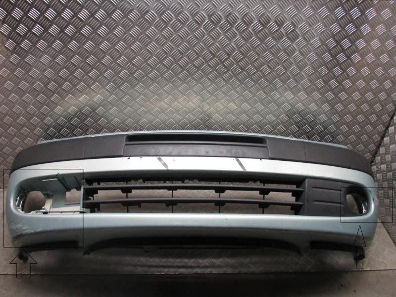 pare choc avant d 39 occasion pour citroen xsara picasso phase 2. Black Bedroom Furniture Sets. Home Design Ideas