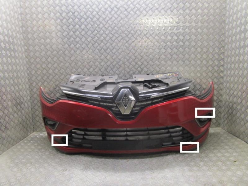 Pare Choc Avant Renault Clio Iv Essence
