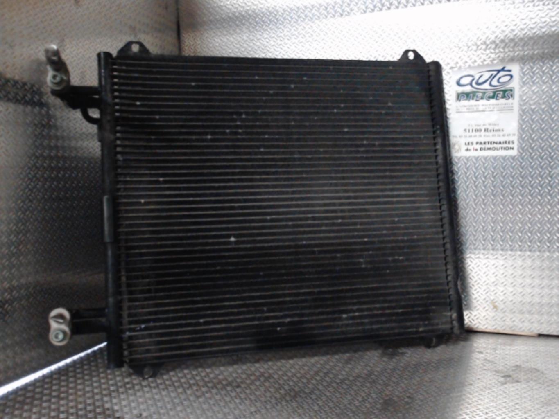Condenseur de clim AUDI A2 (8Z) Diesel