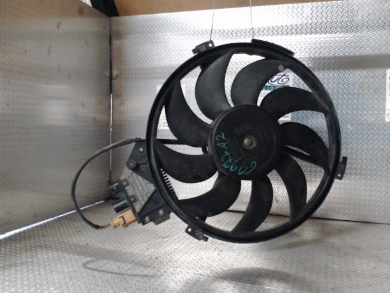 Moto ventilateur radiateur AUDI A2 (8Z) Diesel