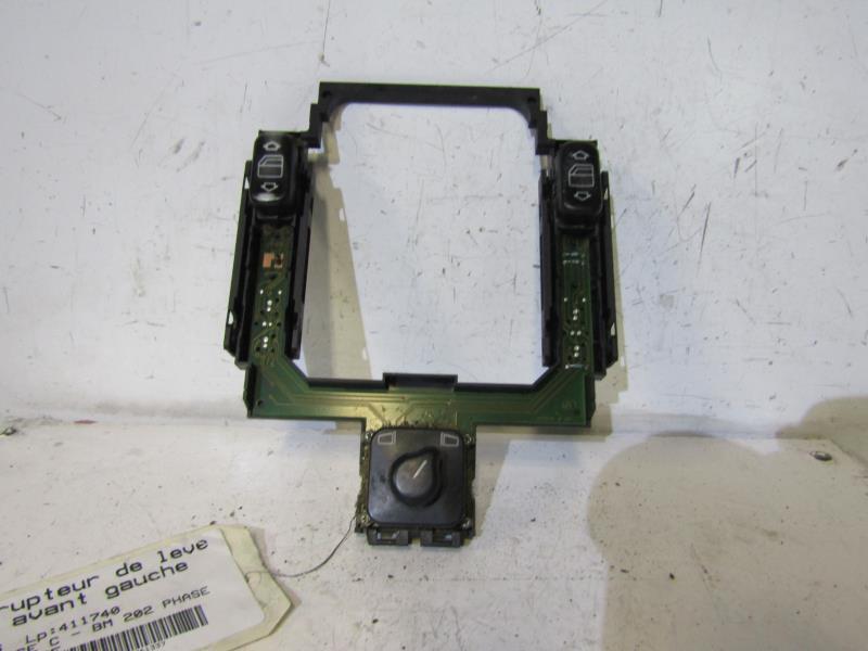 Interrupteur de leve vitre avant gauche MERCEDES CLASSE C - BM 202 PHASE 1  ESSENCE 5ddd8030b383
