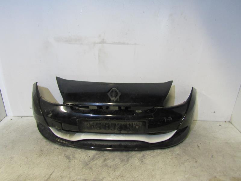 Pare Choc Avant Renault Clio Iii Phase 2 Essence