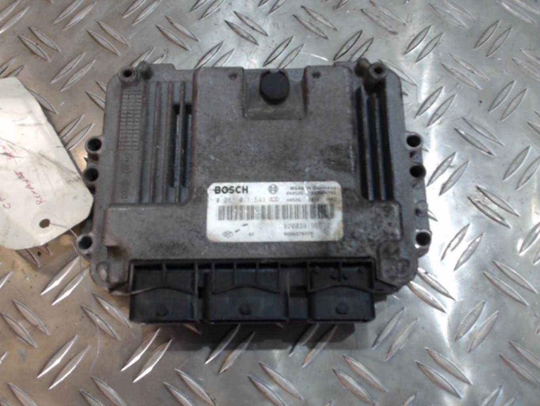 Calculateur moteur RENAULT SCENIC II PHASE 1 Diesel