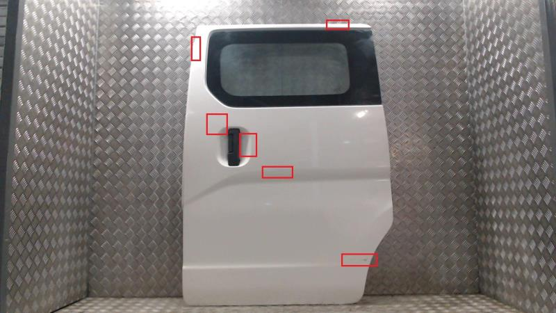 Porte laterale gauche NISSAN NV200 FOURGON Diesel