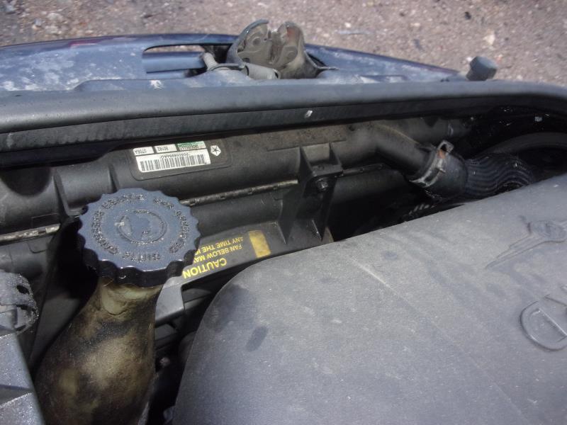 Moto ventilateur radiateur CHRYSLER PT CRUISER PHASE 1 BREAK Diesel