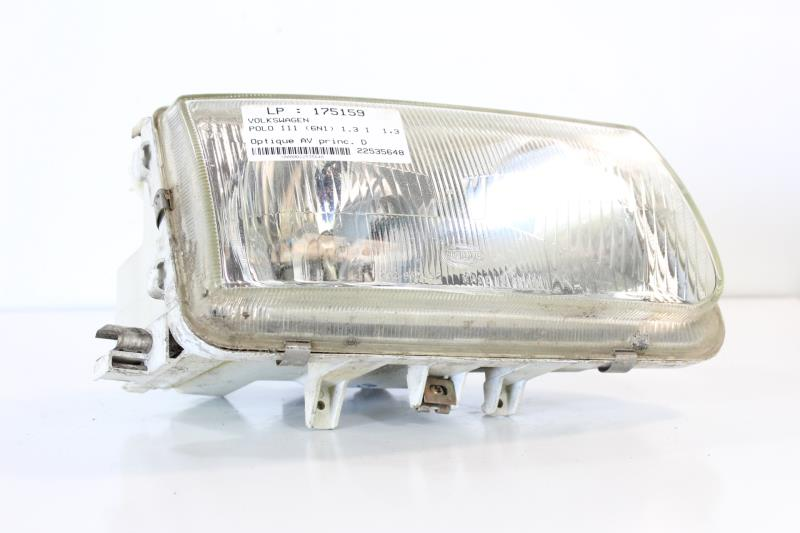 9eac61b5d9b67 Optique avant principal droit (feux)(phare) VOLKSWAGEN POLO III (6N1)  Essence