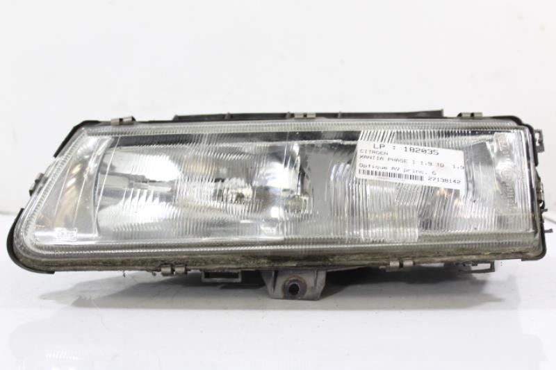 Piece-Optique-avant-principal-gauche-(feux)(phare)-95667947-CITROEN-XANTIA-PHASE-1-1-9-TD-Diesel-83574a3caf2b30117fd48a37ddf3828789820064c19d5854165ffa519c7d60d4.JPG