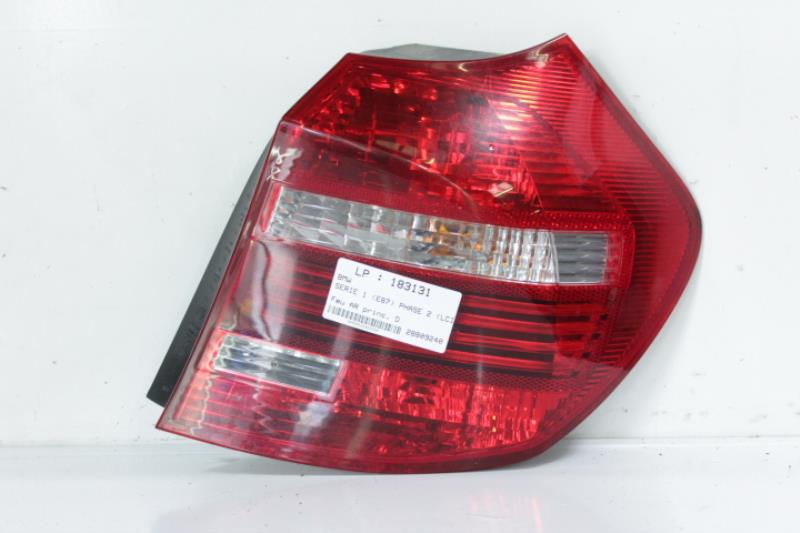 Feu arriere principal droit (feux) BMW SERIE 1 (E87) PHASE 2 (LCI) Diesel