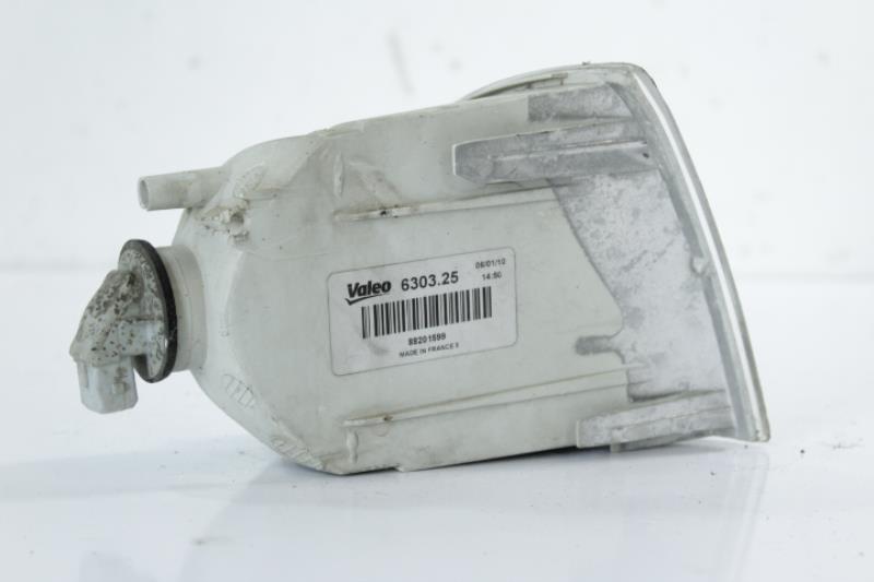 Optique avant secondaire gauche (feux)(clignotant) PEUGEOT 806 Diesel